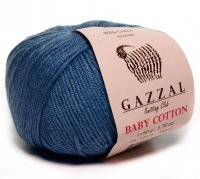 GAZZAL COTTON BABY JEANS 3431