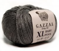 BABY WOOL XL 818 POPIEL