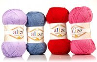 ALIZE COTTON BABY SOFT
