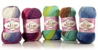 ALIZE COTTON GOLD BATIK