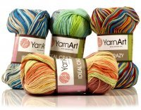 IDEAL CRAZY YarnArt
