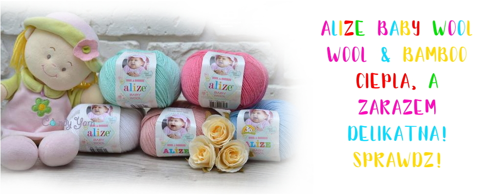 ALIZE BABY WOOL AND BAMBOO