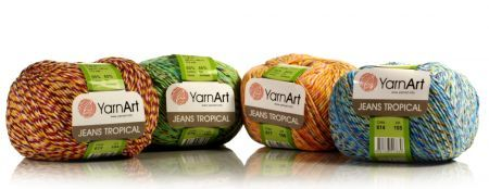 JEANS TROPICAL Yarnart